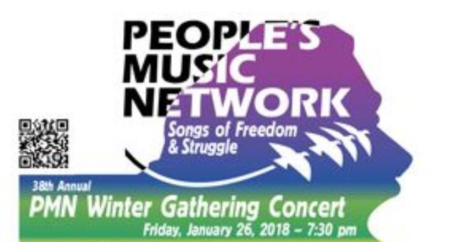 People's Music Network Winter Concert